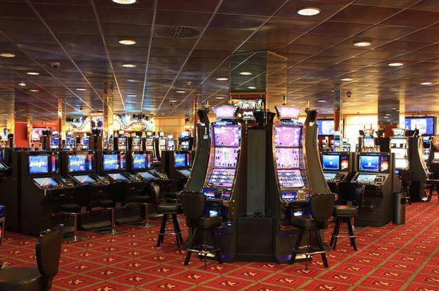 Spielbank Automaten - 102575