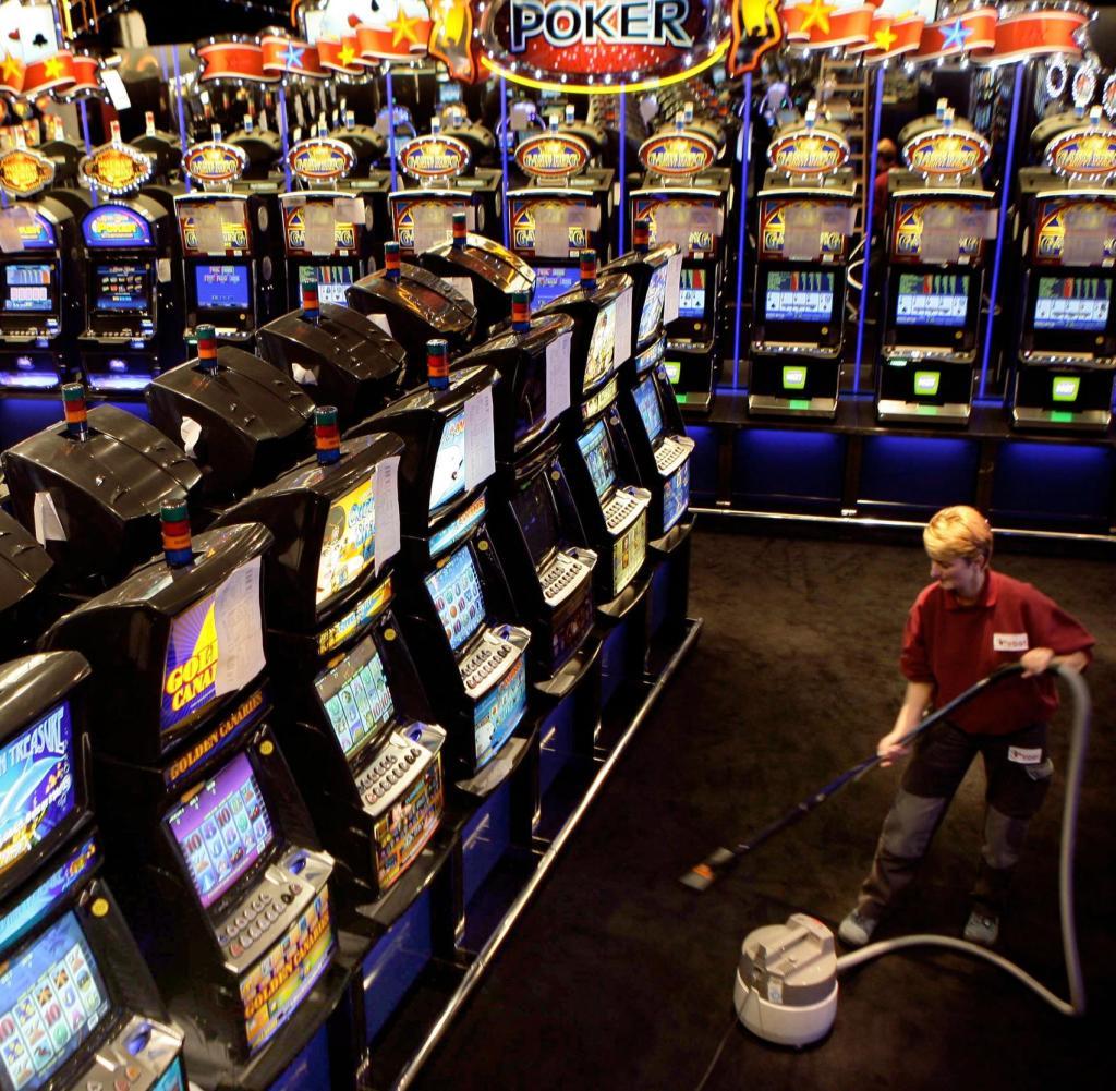 Spielbank Automaten OmniSlots - 471075