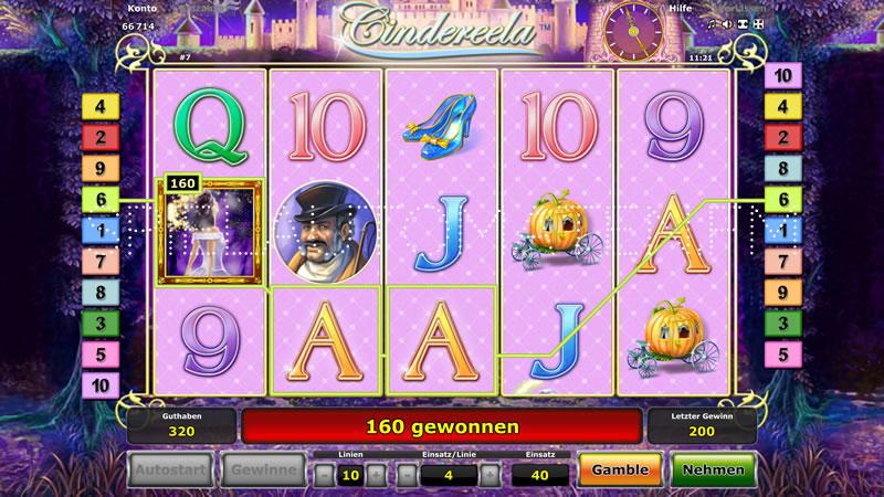 Spielbank Automatenspiel Geheimnis - 626403