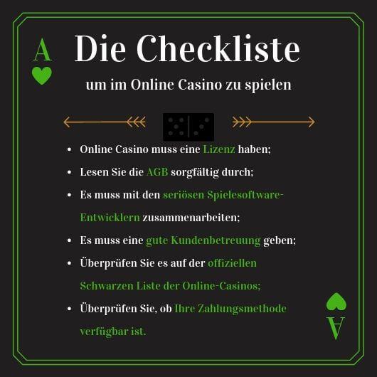 Zuverlässiges Casino ohne - 408114